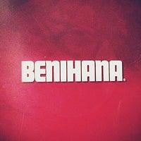 รูปภาพถ่ายที่ Benihana โดย JAMAR J. เมื่อ 5/22/2013