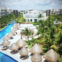 Das Foto wurde bei Excellence Playa Mujeres von JAMAR J. am 5/19/2013 aufgenommen