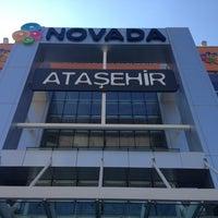 Das Foto wurde bei Novada Ataşehir von Levent A. am 8/25/2013 aufgenommen