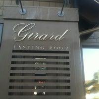 Foto tirada no(a) Girard Winery Tasting Room por LeenO em 9/13/2013