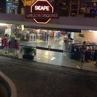 SCAPE Underground - Shopping Mall in Somerset