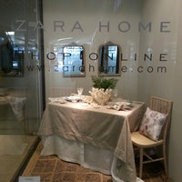 0a9c6a23 ... Photo taken at Zara Home by George T. on 8/20/2013 ...