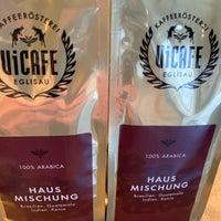 Das Foto wurde bei ViCAFE - Barista Espresso Bar von William M. am 11/14/2018 aufgenommen