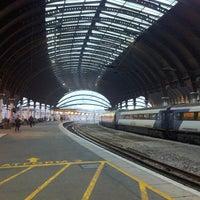 York railway station