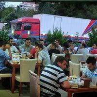 Das Foto wurde bei Konya Mevlana Restaurant von Ümit Ç. am 7/9/2014 aufgenommen