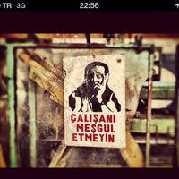 Photo prise au Hasköy Yün İplik Fabrikası par Gulin G. le10/6/2012