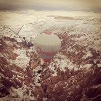 2/12/2013 tarihinde Halis A.ziyaretçi tarafından Zelve Açık Hava Müzesi'de çekilen fotoğraf