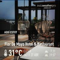 4/27/2013에 Gerardo님이 Flor de Mayo Hotel & Restaurant에서 찍은 사진