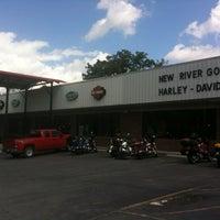 9/23/2012에 Hugh님이 New River Gorge Harley-Davidson에서 찍은 사진