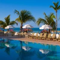 10/7/2013 tarihinde Southernmost Beach Resortziyaretçi tarafından Southernmost Beach Resort'de çekilen fotoğraf