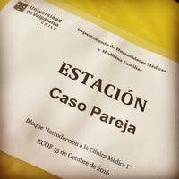 Foto tomada en Facultad Medicina UV - Campus Chorrillos por Carlos V. el 10/15/2016