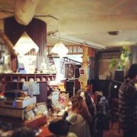 10/25/2014 tarihinde Ichitaro K.ziyaretçi tarafından Nefertiti Jazz Cafe & Bar'de çekilen fotoğraf