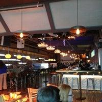 9/14/2013 tarihinde Ryan K.ziyaretçi tarafından The Lodge Bar + Grill'de çekilen fotoğraf