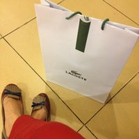 221749f185605 ... Photo taken at Lacoste   Marina Square by Joy Ann on 1 11 2013 ...