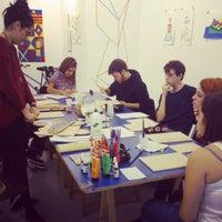 10/27/2012에 Fátima I.님이 Miscelanea Gallery-Shop-Café에서 찍은 사진
