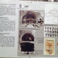 12/22/2012 tarihinde Orhan İ.ziyaretçi tarafından Yedi Uyuyanlar Mağarası'de çekilen fotoğraf