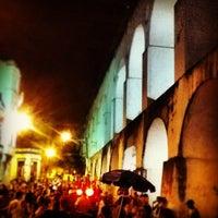 Das Foto wurde bei Arcos da Lapa von Douglas B. am 2/12/2013 aufgenommen