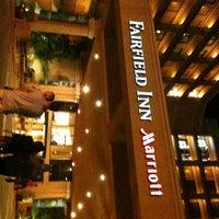 Photo taken at Fairfield Inn by Marriott Anaheim Resort by Gabe on 5/5/2013