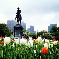Foto tomada en Jardín Público de Boston por Adam D. el 5/12/2013