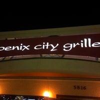 1/1/2013 tarihinde Pat A.ziyaretçi tarafından Phoenix City Grille'de çekilen fotoğraf