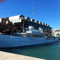 Foto tomada en Puerto de Valencia por SalSanArr el 11/1/2012