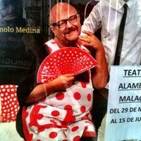 Foto diambil di Teatro Alameda oleh devuelta pada 5/30/2014