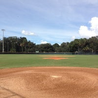 Sanford Memorial Stadium - Home of the Sanford River Rats - Baseball