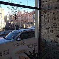 """Das Foto wurde bei Кафе """"Бистро"""" von Gleb am 4/8/2014 aufgenommen"""
