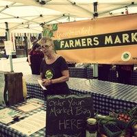 Снимок сделан в Rockefeller Center Farmers Market пользователем Aparna M. 8/7/2013