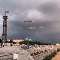 Снимок сделан в Парк 300-летия Санкт-Петербурга пользователем Екатерина 👰💗💕 Ж. 7/23/2013