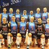 женский волейбольный клуб динамо москва