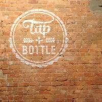 รูปภาพถ่ายที่ Tap & Bottle โดย Duffy G. เมื่อ 6/26/2013