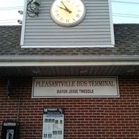 P O Taken At Pleasantville Bus Terminal By D_sparksnj On