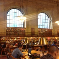 New York Public Library - Library in Midtown East