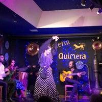 Foto tomada en Tablao Flamenco Cafetín La Quimera por Erdem el 4/4/2018