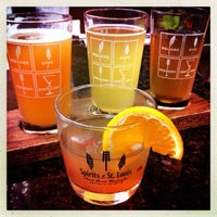 Photo taken at Square One Brewery & Distillery by Susan on 7/3/2013