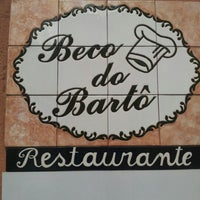 Foto tirada no(a) Beco do Bartô por Oscar C. em 9/19/2012