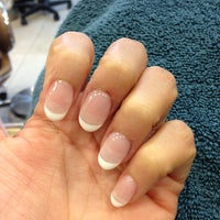Photo Taken At Spa Amp Nail Fever Brickell By Sharon G On