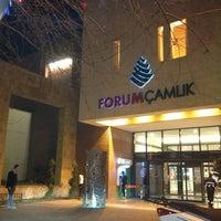 1/21/2013 tarihinde İlknurziyaretçi tarafından Forum Çamlık'de çekilen fotoğraf