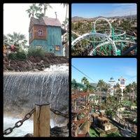 Foto scattata a Castles N' Coasters da LNKR il 12/27/2012