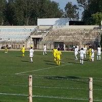 10/13/2012 tarihinde Petros K.ziyaretçi tarafından European University Cyprus'de çekilen fotoğraf