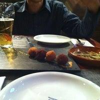 Foto scattata a A Boleo Tapas Bar da Fidel M. il 9/29/2012