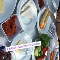 10/21/2018 tarihinde Egemen Ç.ziyaretçi tarafından Şahin Tepesi Restaurant Marmaris'de çekilen fotoğraf