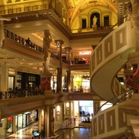 The Forum Shops at Caesars Palace - Shopping Mall in Las Vegas