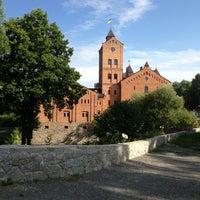 Foto tirada no(a) Замок Радомиcль / Radomysl Castle por Tanya K. em 6/18/2013