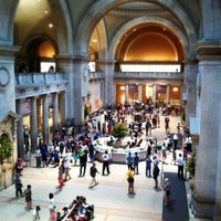 Foto diambil di The Metropolitan Museum of Art oleh foodforfel pada 7/9/2013
