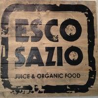 Foto scattata a Escosazio   Juice Bar da Vale Riano il 3/11/2015