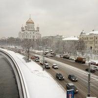 Photo prise au Bolshoy Kamenny Bridge par Oksana V. le3/15/2013