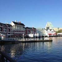 Снимок сделан в Disney's BoardWalk пользователем Ana C. 11/3/2012