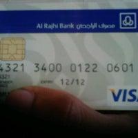 ... Photo taken at Al-Rajhi Bank by Khairul A. on 1/29/